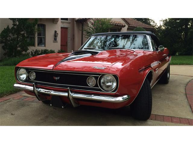 1967 Chevrolet Camaro | 922951