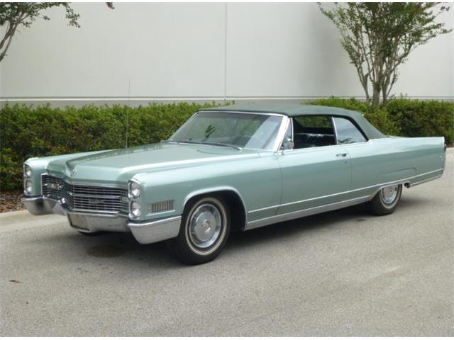 1966 Cadillac Eldorado | 922957