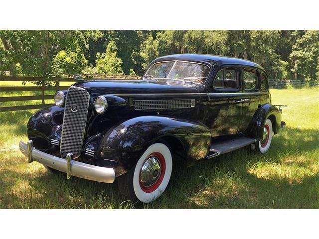 1937 Cadillac Series 60 | 922958