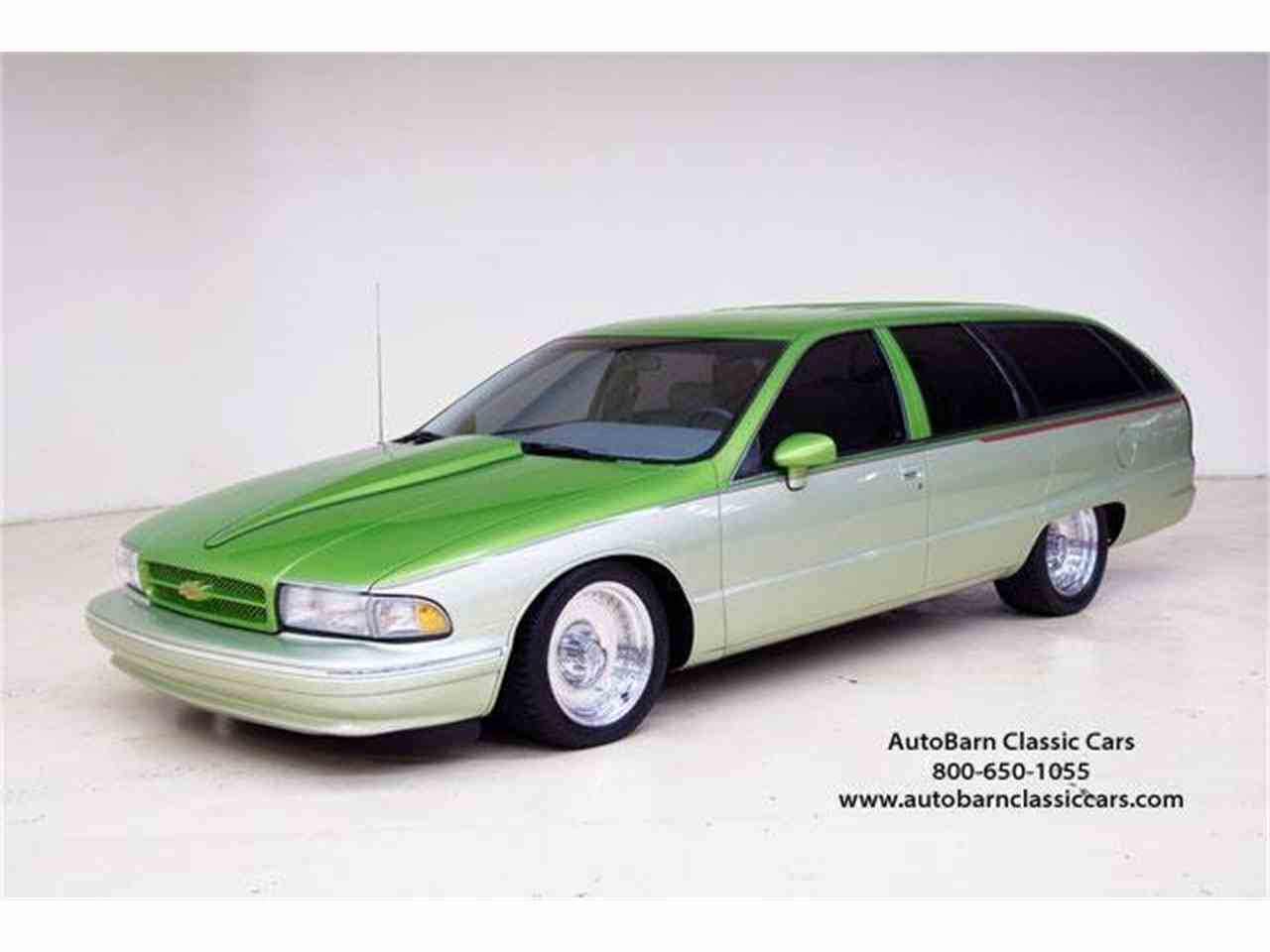 1992 Chevrolet Caprice for Sale - CC-920297
