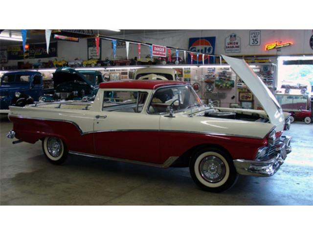 1957 Ford Ranchero | 922971
