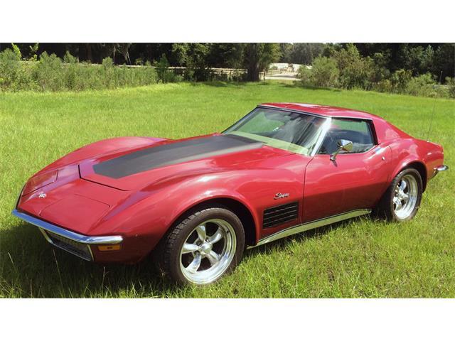 1970 Chevrolet Corvette | 922979