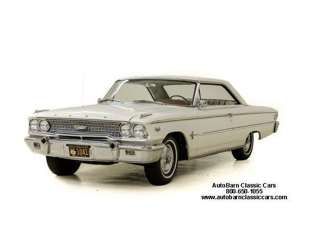 1963 Ford Galaxie XL Fastback | 920298