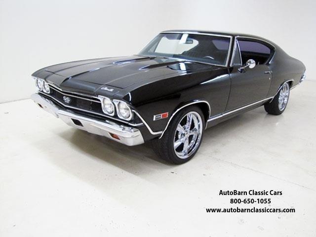 1968 Chevrolet Chevelle SS | 920300