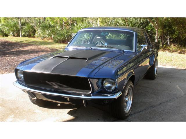 1968 Ford Mustang | 923016
