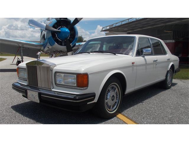 1987 Rolls-Royce Silver Spirit | 923027