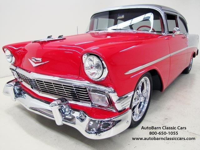 1956 Chevrolet Del Ray | 920303
