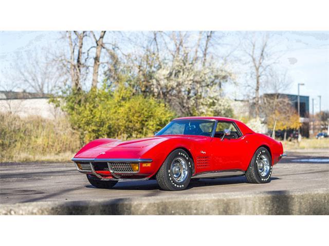1972 Chevrolet Corvette | 923033