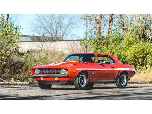 1969 Chevrolet Camaro | 923039