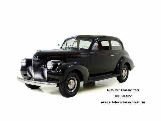 1940 Chevrolet Master | 920304