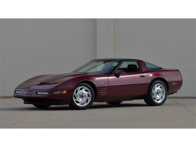 1993 Chevrolet Corvette | 923049
