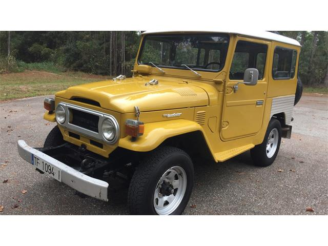 1978 Toyota Land Cruiser BJ | 923052