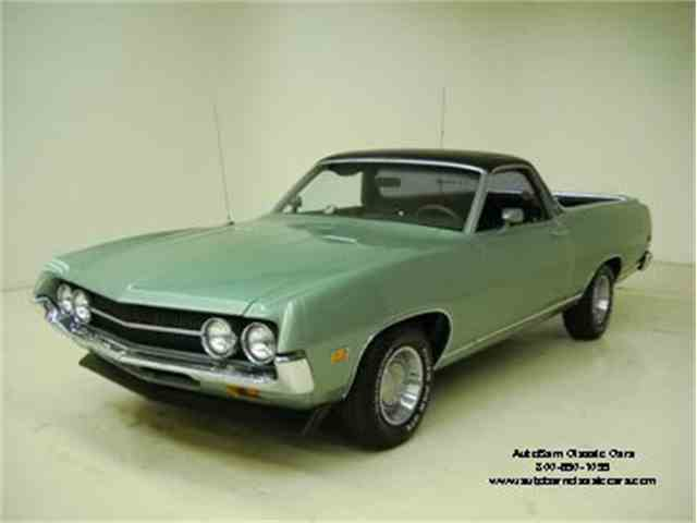 1971 Ford Ranchero | 920306