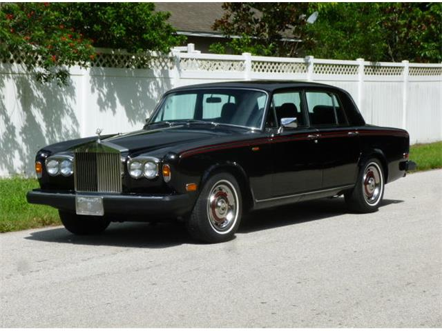 1979 Rolls-Royce Silver Shadow | 923062