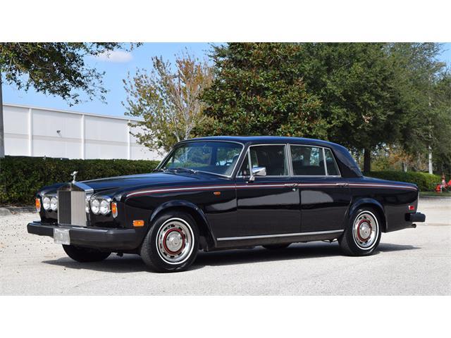 1979 Rolls-Royce Silver Shadow II | 923062