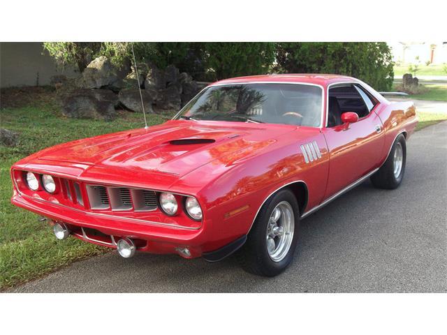 1971 Plymouth Cuda | 923063