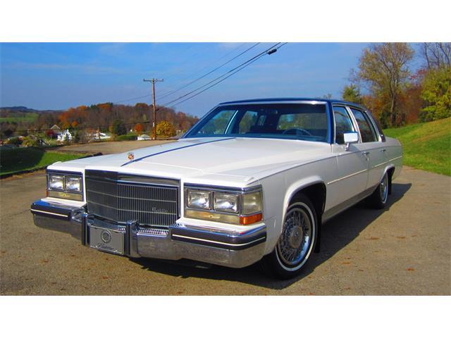 1984 Cadillac Deville Brougham | 923065