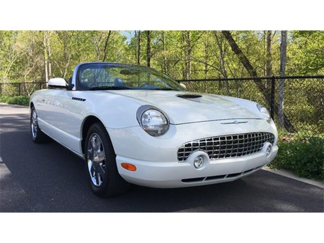 2002 Ford Thunderbird | 923074