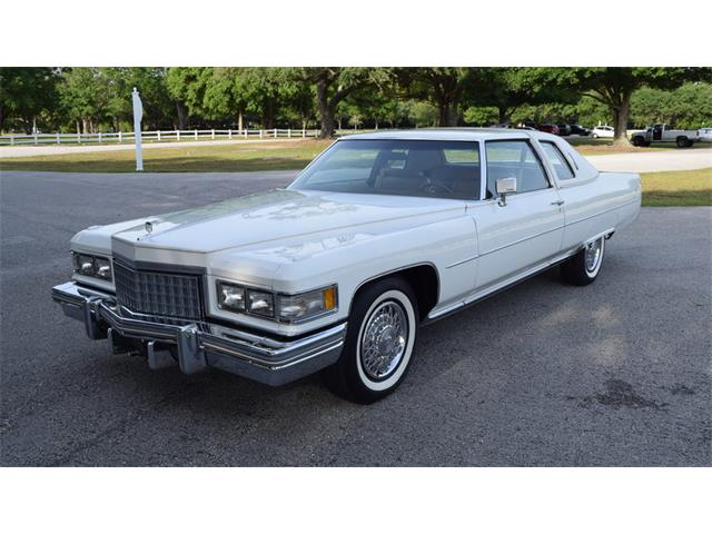 1976 Cadillac Coupe DeVille | 923086