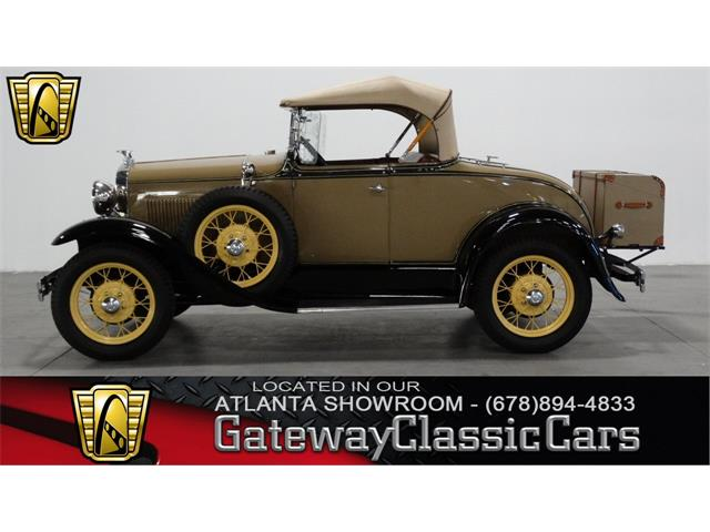1931 Ford Model A | 923093