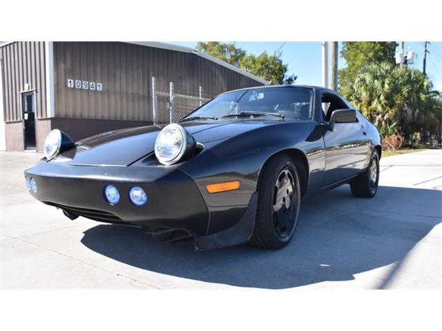 1984 Porsche 928S | 923105