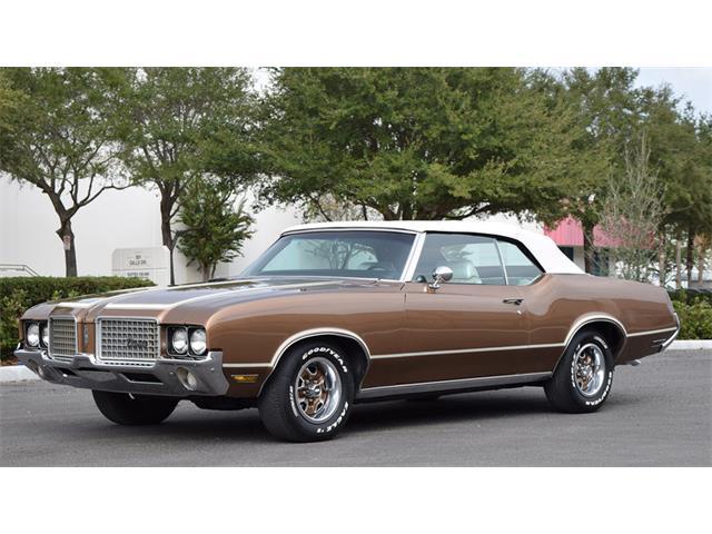 1972 Oldsmobile Cutlass Supreme | 923109