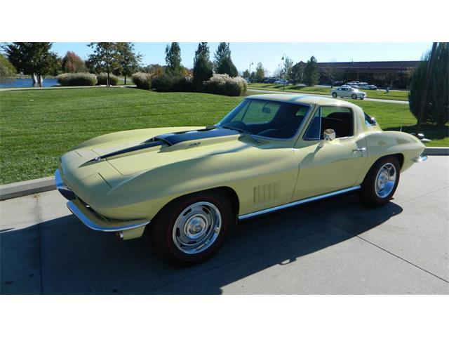 1967 Chevrolet Corvette   923112