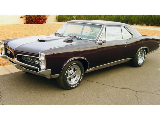 1967 Pontiac GTO | 923118