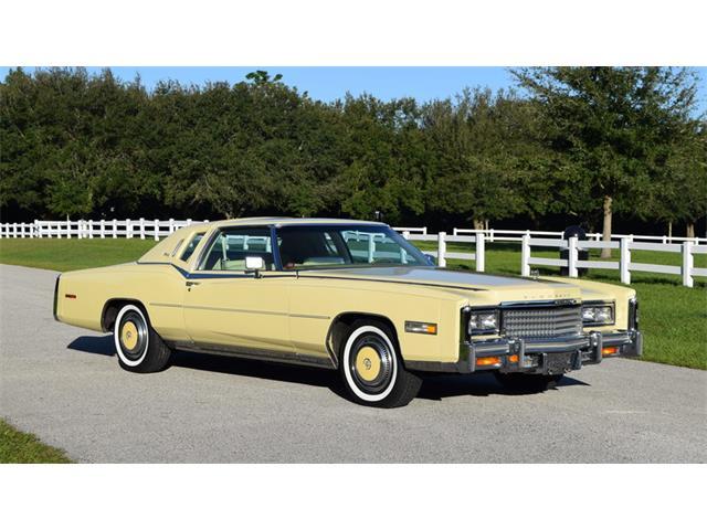 1978 Cadillac Eldorado Biarritz | 923127