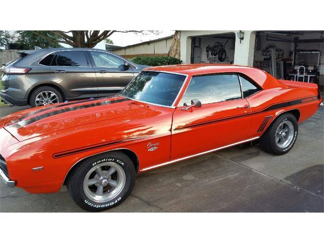 1969 Chevrolet Camaro | 923128