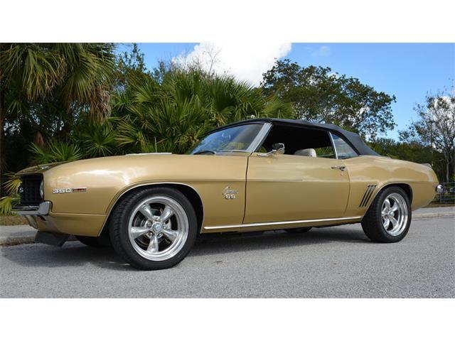 1969 Chevrolet Camaro SS | 923134