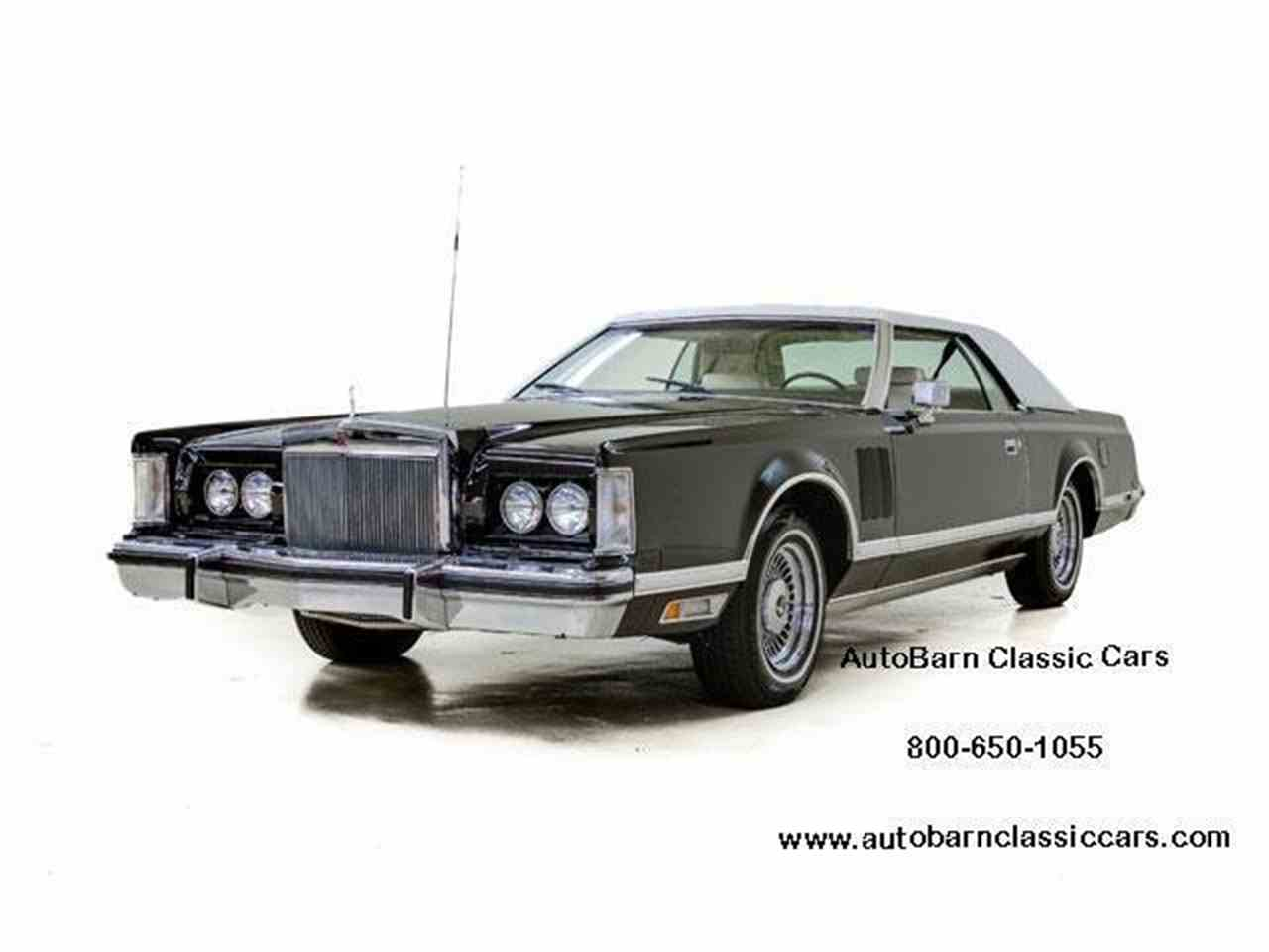 1979 lincoln continental mark v 920314