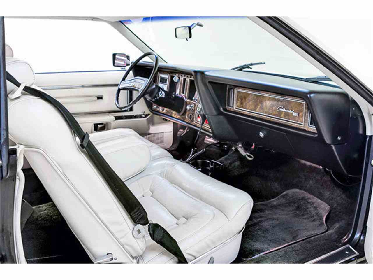 Large Picture of '79 Continental Mark V - JQ4A