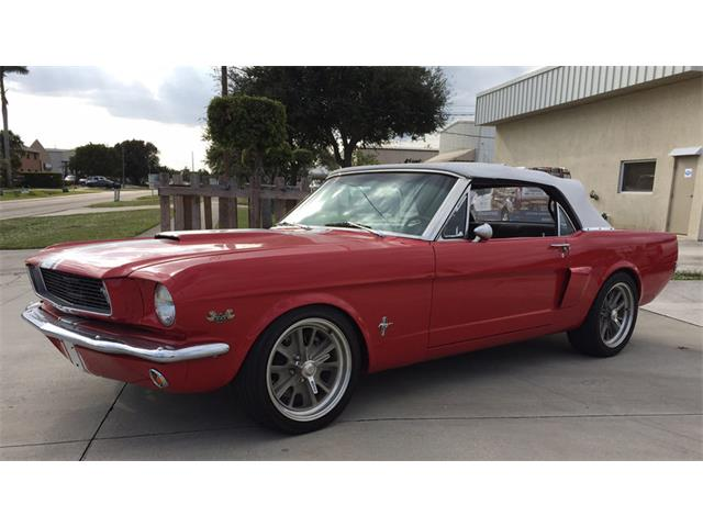 1966 Ford Mustang | 923141