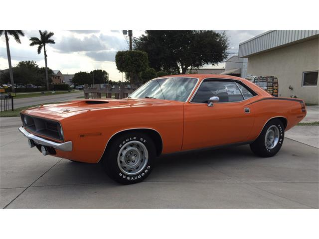 1970 Plymouth Barracuda | 923142