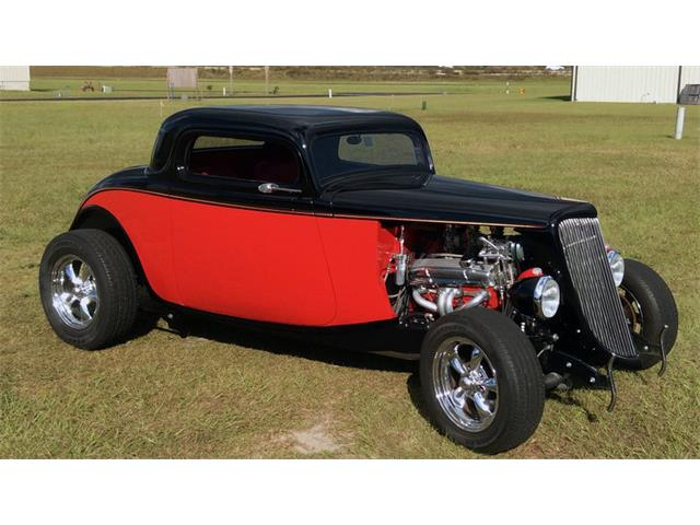 1934 Ford 3-Window Coupe | 923148