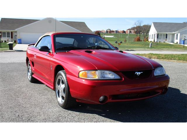 1996 Ford Mustang Cobra | 923150