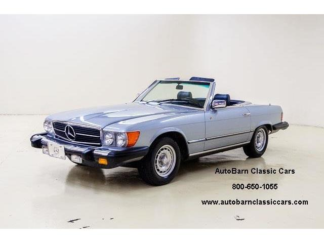 1980 Mercedes-Benz 450SL | 920316