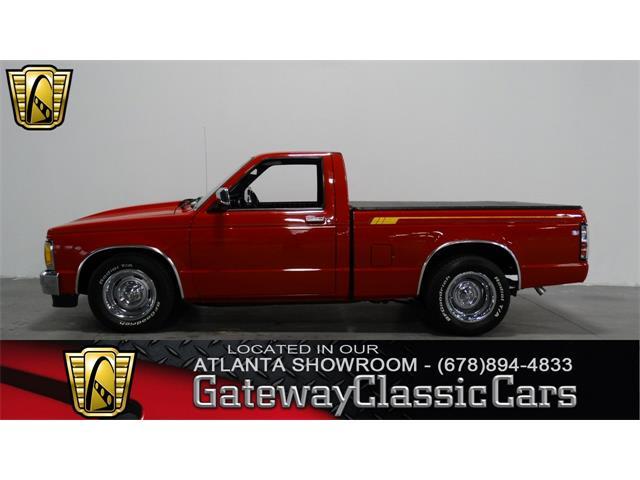1988 Chevrolet S10 | 923163