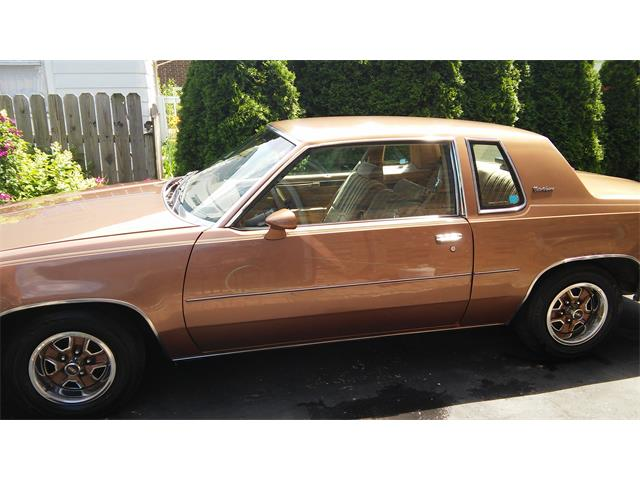 1985 Oldsmobile Cutlass Supreme | 920320