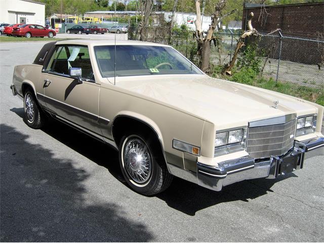 1985 Cadillac Eldorado | 920321
