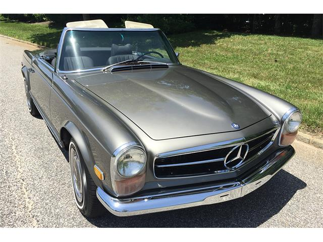 1970 Mercedes-Benz 280SL | 920322