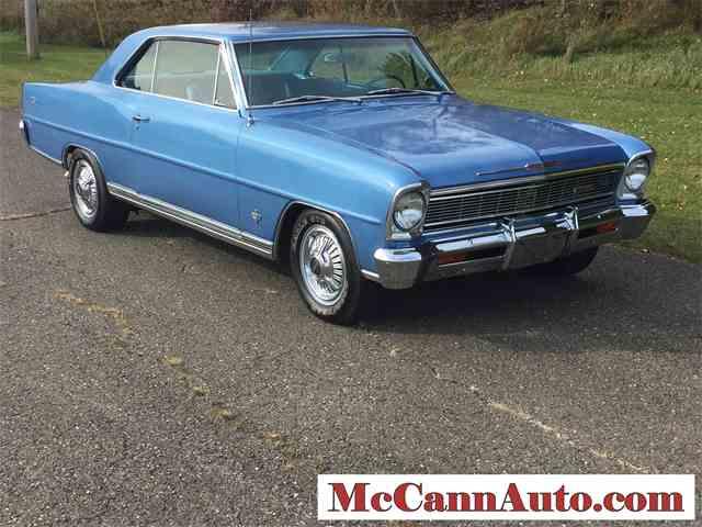 1966 Chevrolet Nova II SS | 920324