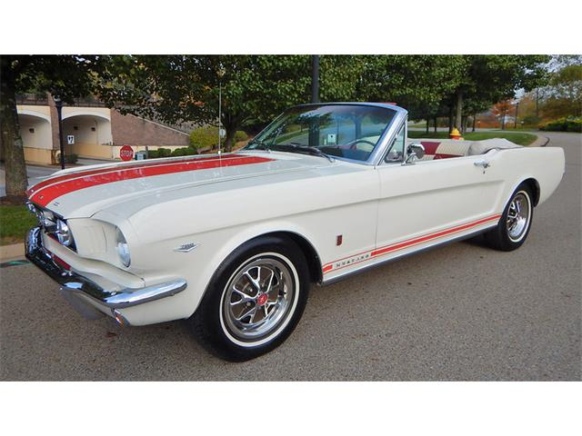 1966 Ford Mustang | 923244