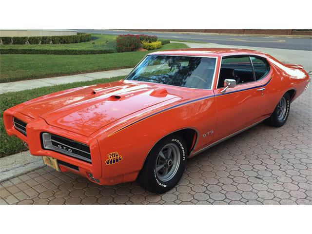 1969 Pontiac GTO (The Judge) | 923250