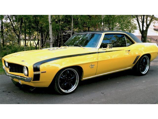 1969 Chevrolet Camaro | 923251