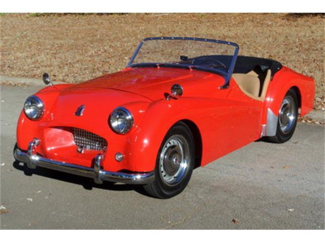 1954 Triumph TR2 | 920327