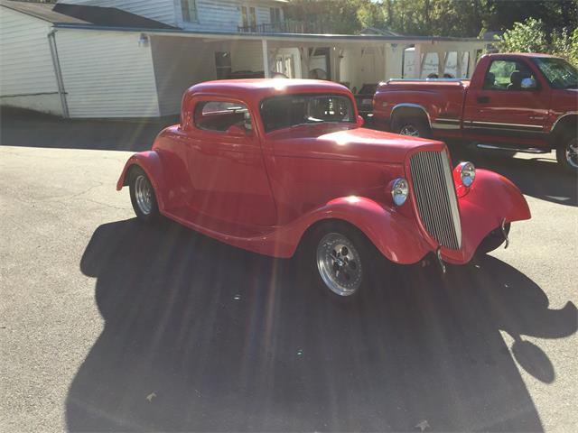 1934 Ford 3-Window Coupe | 920328