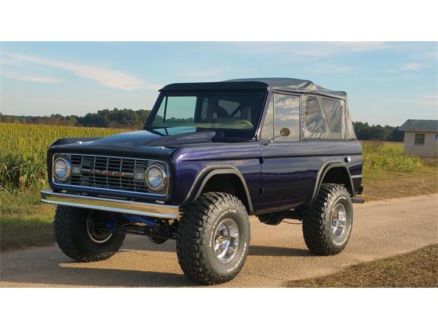 1966 Ford Bronco | 923313