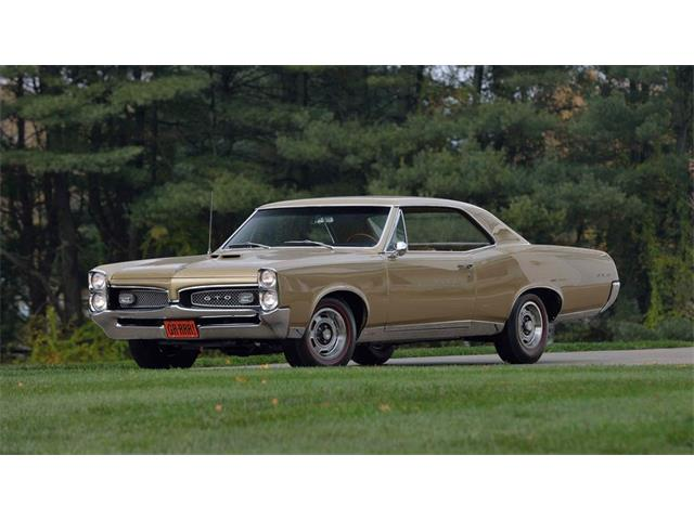 1967 pontiac gto for sale cc 636292. Black Bedroom Furniture Sets. Home Design Ideas